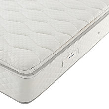 Buy Silentnight Sleep Genius Miracoil Geltex Mattress, Medium, Double Online at johnlewis.com