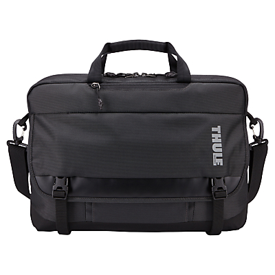 "Image of Thule Subterra Deluxe Laptop Bag for Laptops up to 15"", Grey"