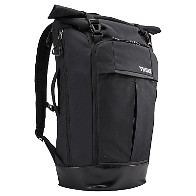 "Image of Thule Paramount 24L Backpack with Compartment for Laptops up to 14"", Black"