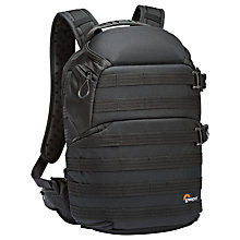 Buy Lowepro ProTactic 350 AW Backpack, Black Online at johnlewis.com