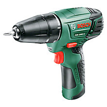 Buy Bosch PSR 1080 Lithium Cordless Drill Online at johnlewis.com