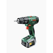 Buy Bosch PSB 1800 Lithium-ion Cordless Two-Speed Combi Drill Online at johnlewis.com
