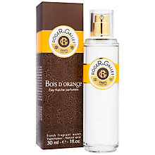 Buy Roger & Gallet Bois Dorange Body Spray, 30ml Online at johnlewis.com