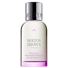 Buy Molton Brown Honeysuckle & White Tea Eau de Toilette, 50ml Online at johnlewis.com