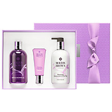 Buy Molton Brown Honeysuckle & White Tea Indulge Set Online at johnlewis.com