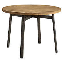 Buy John Lewis Calia Round Dining Table Online at johnlewis.com
