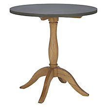 Buy John Lewis Belmont 4-Seater Round Bistro Table Online at johnlewis.com