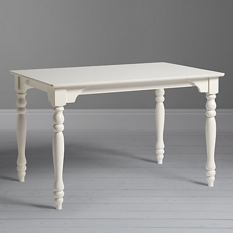 Buy john lewis clayton dining table cream john lewis for John lewis chinese furniture