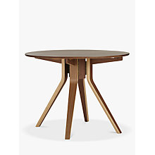 Buy John Lewis Radar 4-Seater Drop-Leaf Dining Table, Walnut Online at johnlewis.com