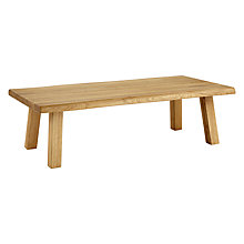 Buy John Lewis Croft Collection Glendale Coffee Table Online at johnlewis.com