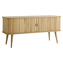 Buy John Lewis Grayson Media Unit Online at johnlewis.com