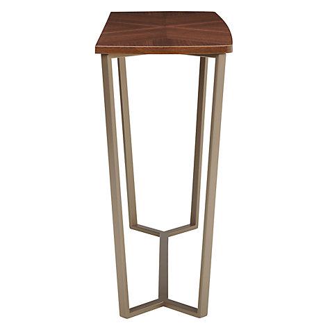 Buy john lewis puccini console table john lewis for Sofa table john lewis