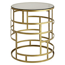Buy John Lewis Vasari Metal Side Table Online at johnlewis.com