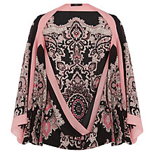 Buy Oasis Trailing Oriental Cape, Multi Online at johnlewis.com