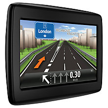 Buy TomTom Start 20 GPS Navigation System, Free Lifetime UK and Ireland Maps Online at johnlewis.com