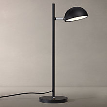 Buy John Lewis Aylin Task Lamp, Black Online at johnlewis.com
