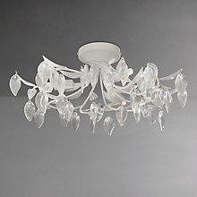 Buy John Lewis Orchard Crystal Ceiling Light Online at johnlewis.com