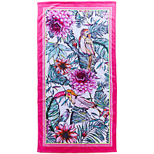 Buy Accessorize Birds of Paradise Beach Towel Online at johnlewis.com