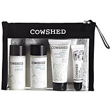 Buy Cowshed Skincare Essential Starter Gift Set Online at johnlewis.com