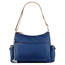 Buy Radley Tibberton Changing Bag, Midnight Online at johnlewis.com