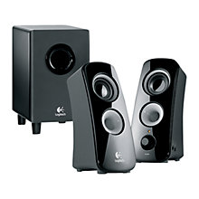 Buy Logitech Speaker System Z323 Online at johnlewis.com