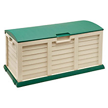 Buy Suntime Large Storage Chest, Cream Online at johnlewis.com