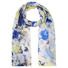 Buy Kaliko Colour Pop Scarf, Multi White Online at johnlewis.com