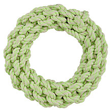 Buy Fred & Ginger Rope Donut Toy Online at johnlewis.com