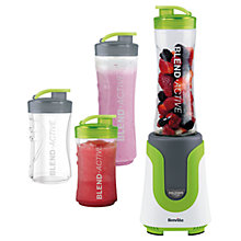 Buy Breville VBL096 Blend-Active Blender Family Pack Online at johnlewis.com