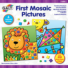 Buy Galt First Mosaic Pictures Online at johnlewis.com