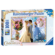 Buy Ravensburger Disney Cinderella Jigsaw Puzzle Online at johnlewis.com