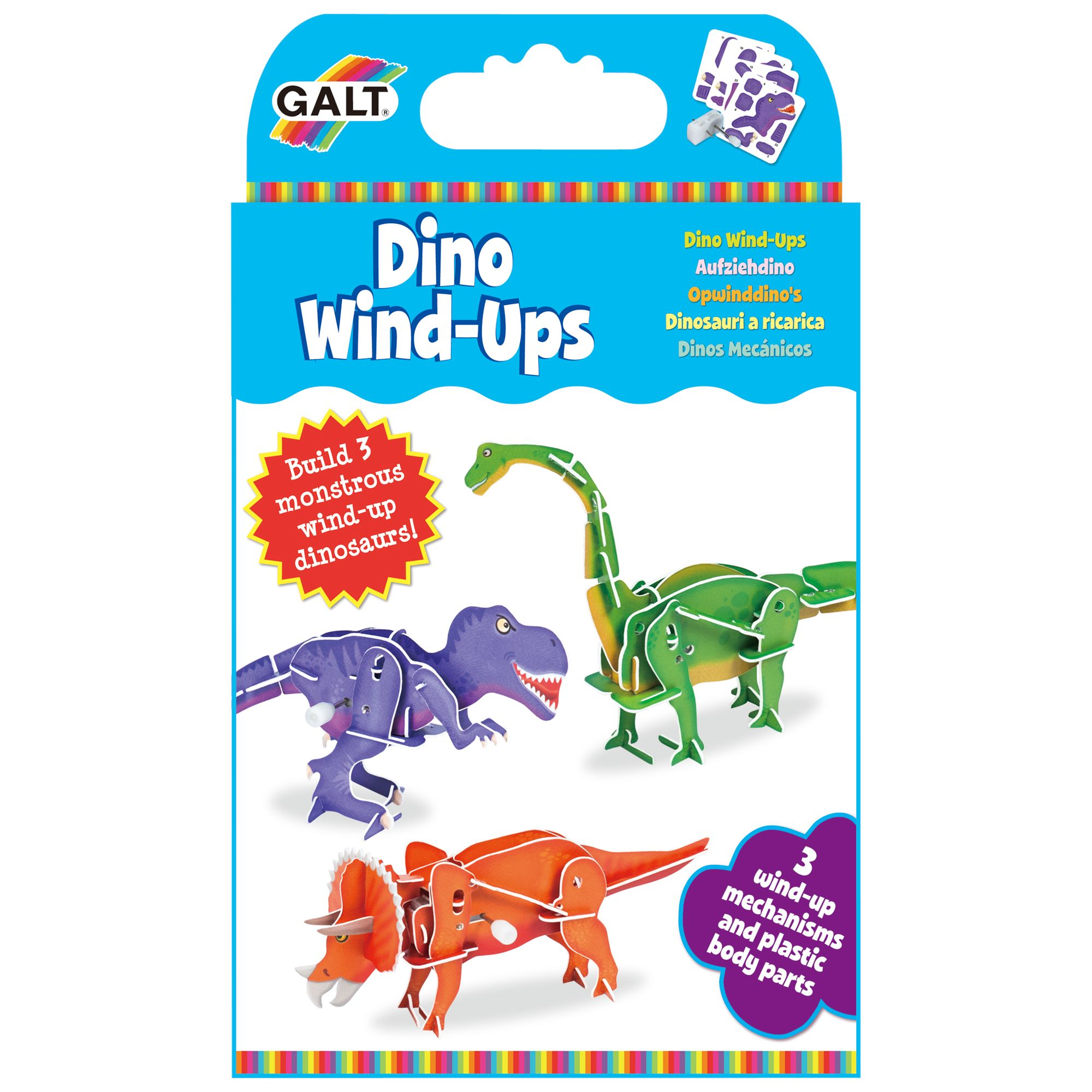 Galt Galt Dino Wind-Ups