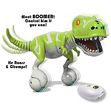 Buy Zoomer Boomer Dino Robotic Dinosaur Online at johnlewis.com