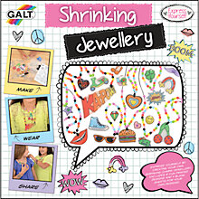 Buy Galt Shrinking Jewellery Craft Set Online at johnlewis.com