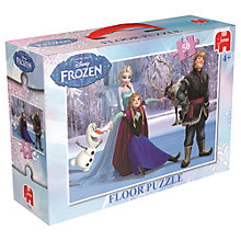 Buy Jumbo Disney Frozen Floor Puzzle Online at johnlewis.com