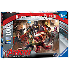 Buy Ravensburger Avengers Age of Ultron Jigsaw Puzzle Online at johnlewis.com