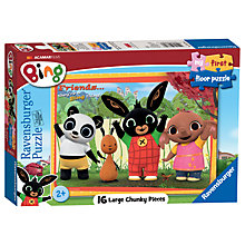 Buy Ravensburger Bing Bunny My First Floor Puzzle Online at johnlewis.com