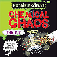 Buy Horrible Science Chemical Chaos Online at johnlewis.com
