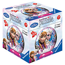 Buy Ravensburger Disney Frozen 3D Puzzle, 54 Pieces, Assorted Online at johnlewis.com