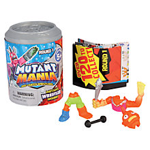 Buy Mutant Mania Mix & Match Wrestler Online at johnlewis.com