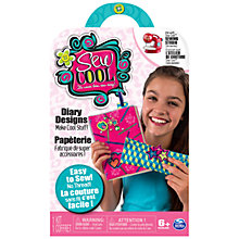 Buy Spin Master Sew Cool Fashion Kit, Assorted Online at johnlewis.com