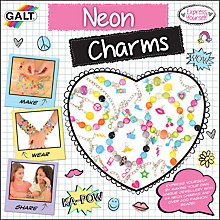 Buy Galt Neon Charms Online at johnlewis.com