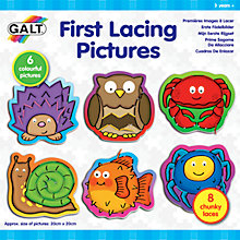 Buy Galt First Lacing Pictures Online at johnlewis.com