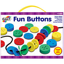 Buy Galt Play Fun Buttons Online at johnlewis.com