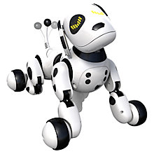 Buy Zoomer Dalmation Robotic Dog Online at johnlewis.com