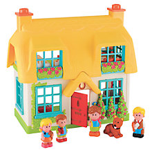 Buy Early Learning Centre HappyLand Rose Cottage Set Online at johnlewis.com