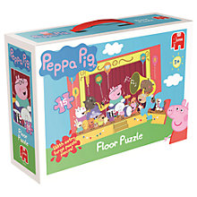 Buy Peppa Pig Floor Puzzle Online at johnlewis.com