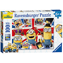 Buy Ravensburger Minions Movie Jigsaw Puzzle Online at johnlewis.com