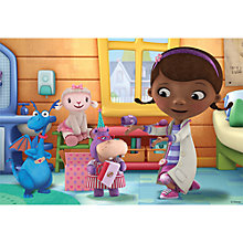 Buy Disney Junior Doc McStuffins Floor Puzzle Online at johnlewis.com