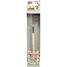 Buy The Vintage Cosmetic Company Brow & Lash Brush Online at johnlewis.com